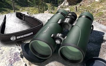 Lovecké myslivecké dalekohledy Bresser Pirsch 8x56