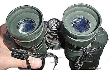 špinavý dalekohled